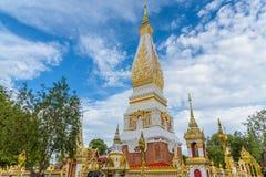 Wat Phra Ten Panom świątynia Obraz Royalty Free
