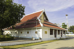 Wat Phra That Tha Uthen Nakhon Phanom Imagem de Stock Royalty Free