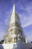 Wat Phra That Tha Uthen Nakhon Phanom Stock Photos