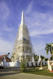 Wat Phra That Tha Uthen Nakhon Phanom Royalty Free Stock Photo