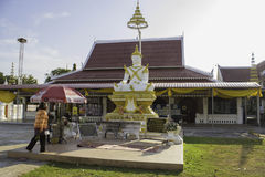 Wat Phra That Tha Uthen Nakhon Phanom Royalty Free Stock Photos