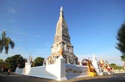 Wat Phra That Tha Uthen, Phra quel tempio di Tha Uthen Fotografie Stock
