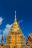 Wat Phra Thad Doi Suthep Lizenzfreie Stockbilder