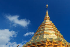 Wat Phra Thad Doi Suthep Stockbild