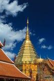 Wat Phra Thad Doi Suthep Stockbilder