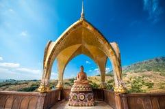 Wat Phra-thad Phasornkaew Stockbild