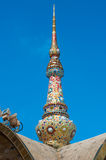 Wat Phra-thad Phasornkaew Lizenzfreies Stockfoto