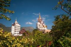 Wat Phra-thad Phasornkaew Stockfotografie