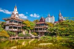 Wat Phra-thad Phasornkaew Stockfoto