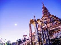 Wat Phra Thart Pha Kaew, Khao Kor, Phetchabun, στη north-central Ταϊλάνδη Στοκ Εικόνες