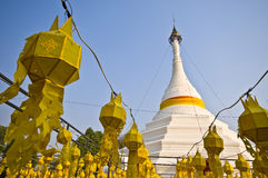 Free Wat Phra That Doi Kong Mu Royalty Free Stock Photos - 19474138