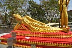 Wat-phra Yai, Buddha-Tempel Pattaya lizenzfreie stockfotos