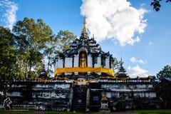 Wat Phra Yuen przy Lamphun Fotografia Stock