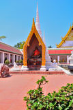 Wat phraboromthat chaiya Royalty Free Stock Photography