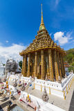 Wat Phrabuddhabat en Saraburi Imagenes de archivo