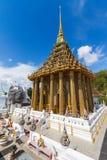 Wat Phrabuddhabat på Saraburi Arkivbilder