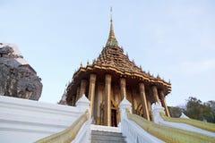 Wat Phrabuddhabat, Saraburi Fotografía de archivo libre de regalías