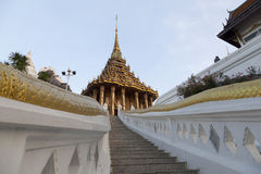 Wat Phrabuddhabat, Saraburi Royalty Free Stock Images