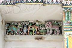 Wat Phrachetuphon Wimonmangkhalaram Stock Foto