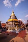 Wat Phradhart Lampangluang Стоковые Фото