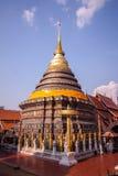 Wat Phradhart Lampangluang Стоковая Фотография RF