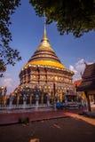 Wat Phradhart Lampangluang Стоковое Изображение