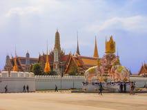 Wat-phrakaew Lizenzfreie Stockfotos