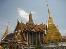 Wat phrakaew av thailand Royaltyfri Fotografi