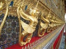 Wat phrakaew av thailand Royaltyfri Foto
