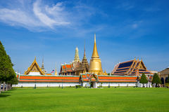 Wat Phrakaew - Bangkok - Thailand Royalty Free Stock Photos