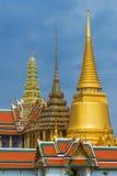 Wat Phrakaew (tempio di Emerald Buddha) Fotografia Stock