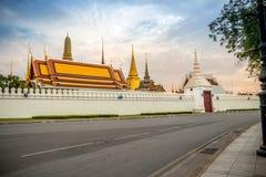 Wat Phrakeaw Stock Foto's
