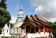 Wat phrasingh chiangmai Thailand Stockfotos