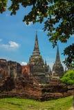 Wat Phrasisanpeth Стоковые Изображения