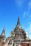 Wat-Phrasisanphet Ayutthaya in Tailandia Fotografia Stock Libera da Diritti