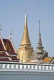 Wat Phrasrirattana Sasadaram le temple de l'Eme Images libres de droits