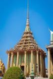 Wat phrasrirattana sasadaramWat Phra Kaew or the temple of the Emerald Buddha. Landmarks is important of Bangkok Thailand. Most popular for tourist and people Stock Image