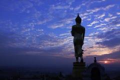 Wat Phratat Khao Noi Immagine Stock