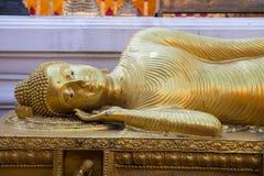 Wat Phrathat土井素贴佛教寺庙在清迈 库存照片