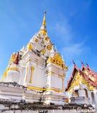 Wat Phrathat Chaiya Worawihan, Public ancient temple ,Surat Than Royalty Free Stock Photo