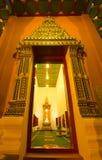 Wat Phrathat Chang Kham, Nan,Thailand Royalty Free Stock Photography