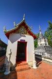Wat-phrathat changkham worawihan Lizenzfreie Stockbilder