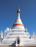 Wat Phrathat Doi Kongmu Royaltyfri Fotografi