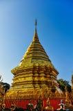 Wat Phrathat Doi Suthep, Чиангмай Стоковое Изображение