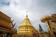 Wat Phrathat Doi Suthep Imagem de Stock Royalty Free