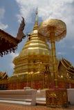 Wat Phrathat Doi Suthep Fotografie Stock Libere da Diritti