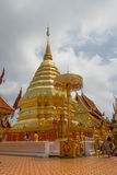 Wat Phrathat Doi Suthep Photos stock