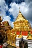 Wat Phrathat Doi Suthep Royalty-vrije Stock Afbeeldingen