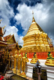 Wat Phrathat Doi Suthep Imagens de Stock Royalty Free