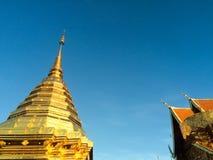Wat Phrathat Doi Suthep Lizenzfreies Stockbild